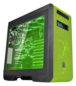 PC Gehäuse grün Thermaltake