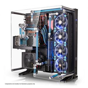 Thermaltake Core P5 - PC Gehäuse Wand